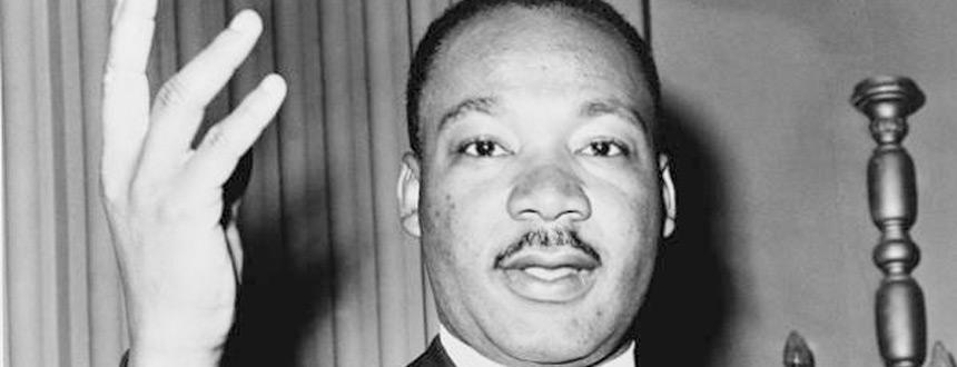 Martin Luther King El Liderazgo Exitoso De Un Pacifista