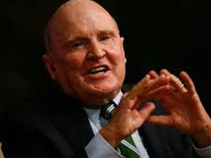 Jack Welch Making Everybody an Innovator